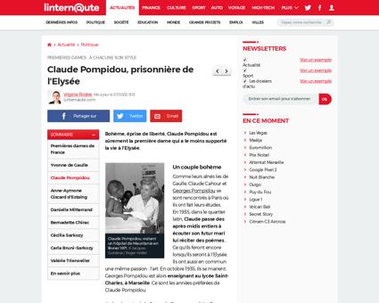 2 claude pompidou.shtml Claude