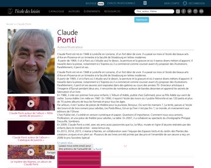Claude PONTI