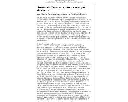 Quitter la secu.blogspot.fr Claude