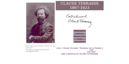 claudeterrasse.net Claude