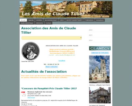 Claudetillier.jimdo.com Claude