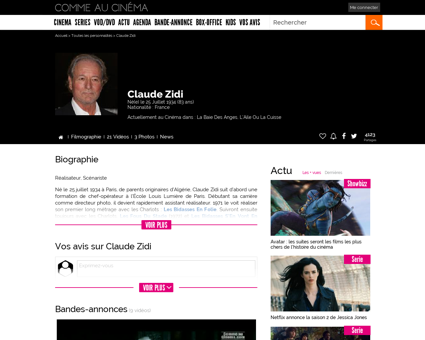 News3?nominfos=17174&cinenews=7 Claude