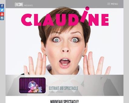 claudinemercier.com Claudine