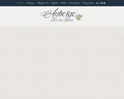 aubergesouslesarbres.com Claudine