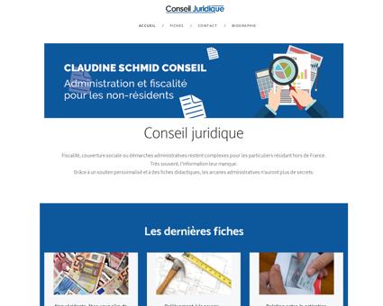 claudine schmid.ch Claudine