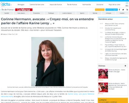 Corinne HERRMANN