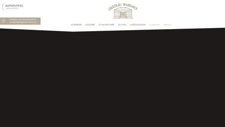 chateau margaux.com Corinne