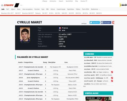 Cyrille MARET