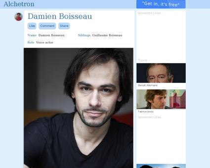Damien Boisseau 185122 W Damien