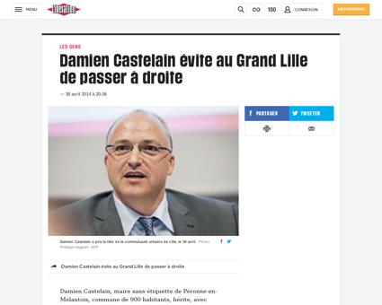 Damien CASTELAIN