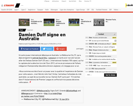 Damien DUFF