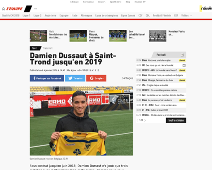 Damien DUSSAUT