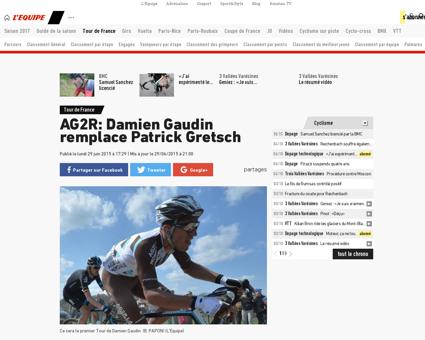 Damien GAUDIN