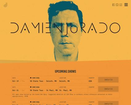 damienjurado.com Damien