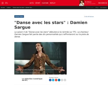 Latinlovers.fr Damien