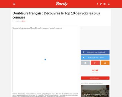 Doubleurs francais decouvrez le top 10 d Damien
