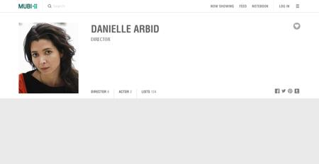 Danielle arbid Danielle