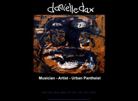 danielledax.com Danielle