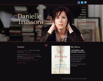 danielletrussoni.org Danielle