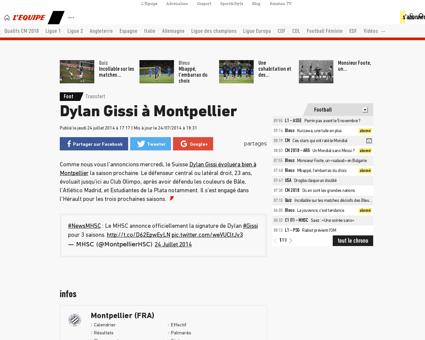 Dylan GISSI