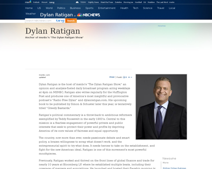 Msnbc tv the dylan ratigan show Dylan