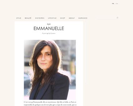 Emmanuelle Emmanuelle