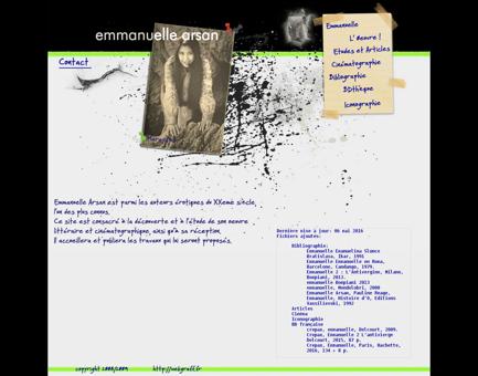 Emmanuellearsan.free.fr Emmanuelle