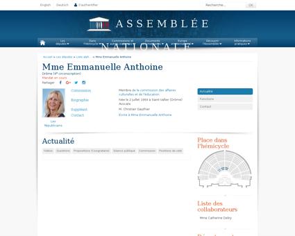 OMC PA719318 Emmanuelle