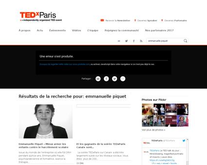 Emmanuelle PIQUET