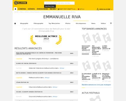 Emmanuelle RIVA