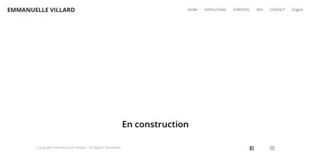 emmanuellevillard.com Emmanuelle