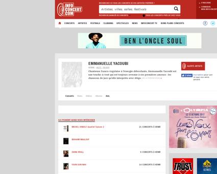 Biographie Emmanuelle