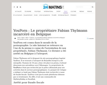 Fabian THYLMANN