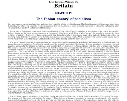 Fabians.org.uk Fabian