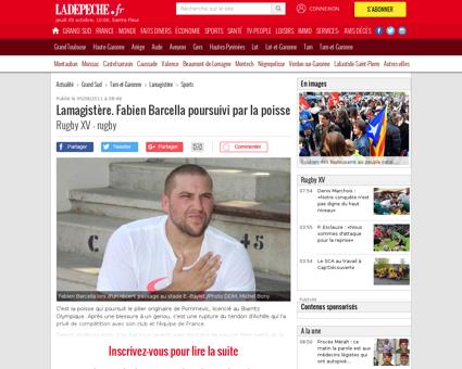 Fabien BARCELLA