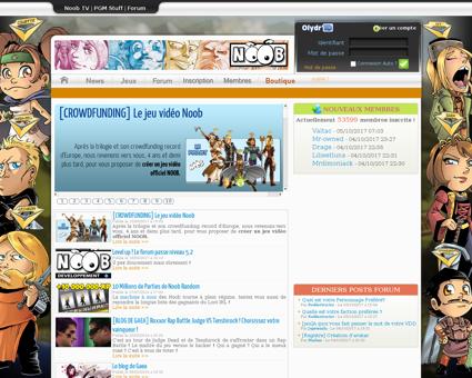 noob online.com Fabien