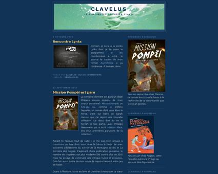 Clavelus.blogspot.com Fabien