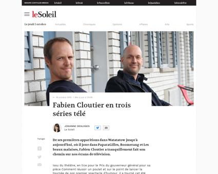 Fabien CLOUTIER