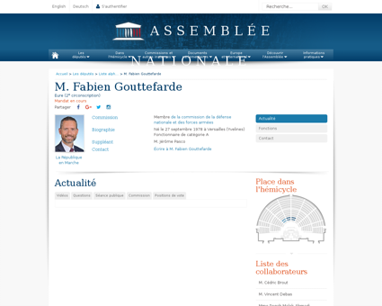 OMC PA719330 Fabien
