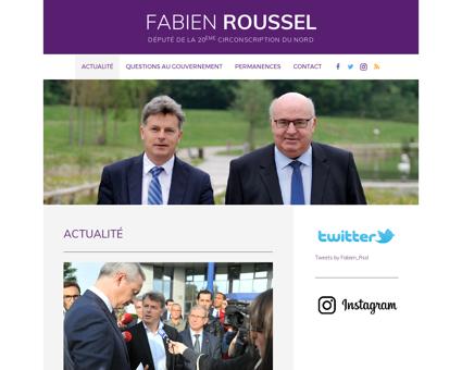 rousselfabien.com Fabien