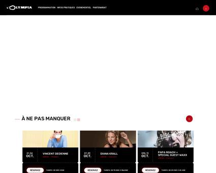 olympiahall.com Fabien