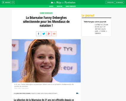 Fanny DEBERGHES