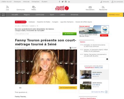 Fanny TOURON