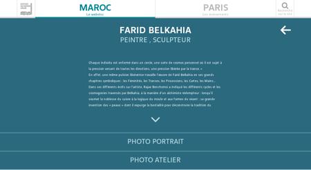 Maroc artistes fiche?aid=7www.imaroc con Farid