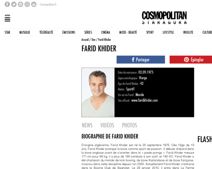 Biographie# Farid