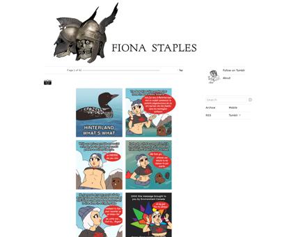 Fionastaples.tumblr.com Fiona