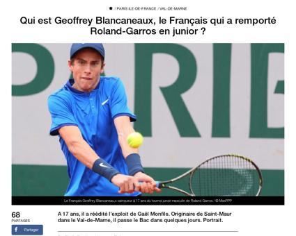 Geoffrey BLANCANEAUX