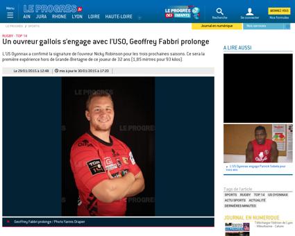 Geoffrey FABBRI