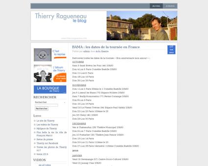 Blog Geoffrey