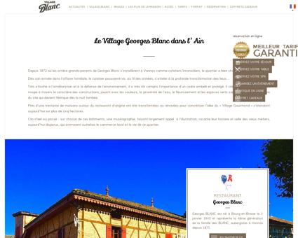 georgesblanc.com Georges